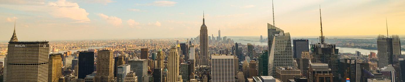 New York - Sevärdheter, hotell, shopping och flygresor